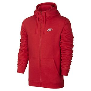 7b99d4d366c4 Nike NSW Full Zip Fleece Club Hoodie 804389-657