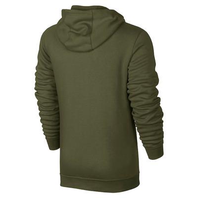 Nike NSW Full Zip Fleece Club Hoodie 804389-395