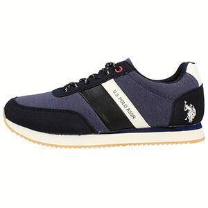 U.S. Polo ASSN. Nobil4251S0/TH1 TIBER-AVIO-DKBL - Sneakersy męskie