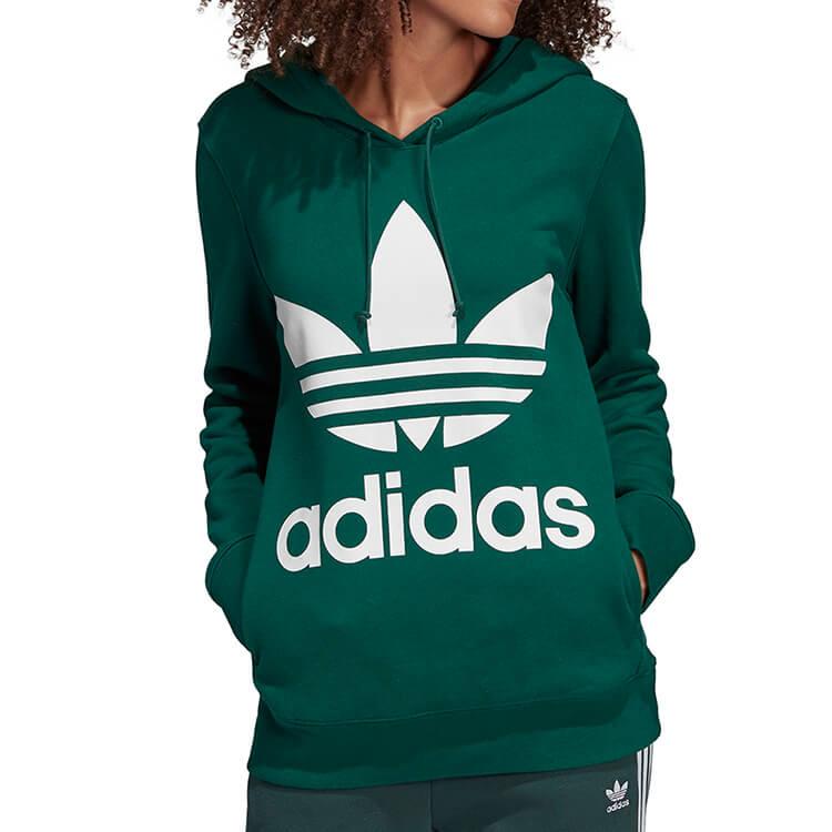 8e31222a Bluza adidas Originals Trefoil Hoodie CE2412