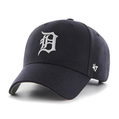 Czapka 47 Brand Detroit Tigers B-MVP09WBV-HM