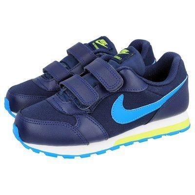 Nike MD Runner 2 807317-415 - Buty dziecięce