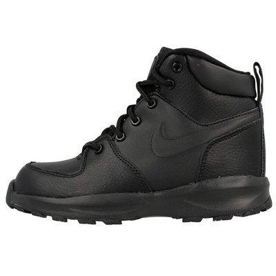 Nike Manoa LTR BQ5373-001 - Buty dziecięce za kostkę
