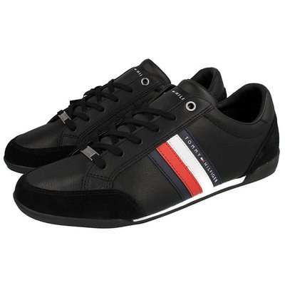 Tommy Hilfiger Corporate Material Mix Cupsole - Sneakersy męskie