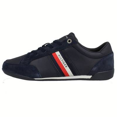 Tommy Hilfiger Corporate Material Mix Leather